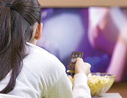 Your brain on binge-watching