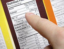 Food for thought: Calorie labeling may sway the brain