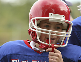 Can playing sports guard against youth depression?