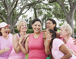 Breast cancer: 7 facts to know
