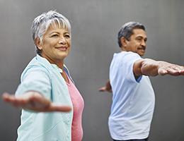5 balance exercises to help keep you on your feet