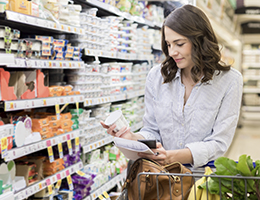 What's new with nutrition facts labels?