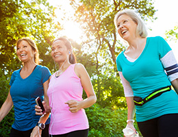 Menopause: How hormone therapy affects body fat