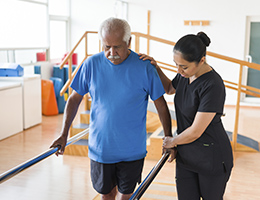 Many stroke survivors can safely step it up