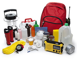 Build your emergency supply kit today