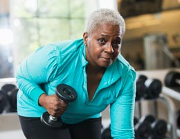 Strength training beats cardio for older adults who want to lose weight