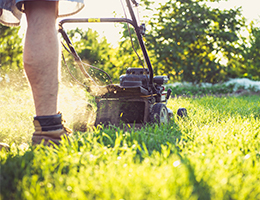 Lawnmower injuries send nearly 6,400 people to the ER yearly