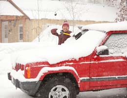Winter weather: How to stay warm and safe