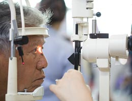 Baby boomers seeing less macular degeneration