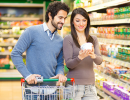 Top tips for safe grocery shopping