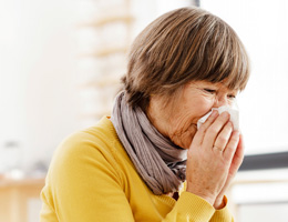 Feeling fluish? Don't go to the office