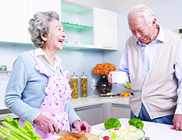 Seniors: A DASH-style diet may head off depression
