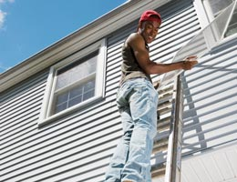 Step up your ladder safety