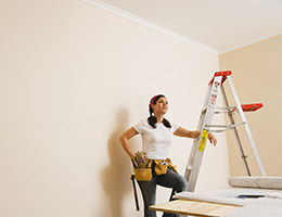 Ladder safety: Climb with care