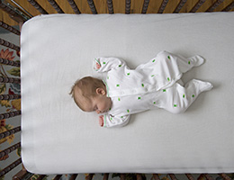 Babysitters don't always put baby to sleep safely