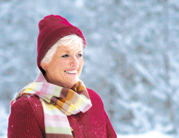Help your skin make it through the winter