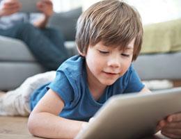 App ads target toddlers, preschoolers