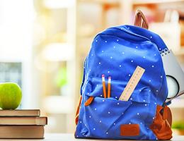Get schooled on backpack safety