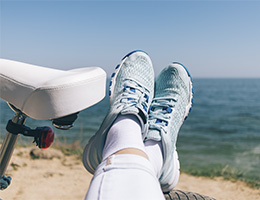 Have diabetes? Treat your feet right this summer